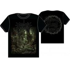 Ominous Flesh Discipline Cover T-shirt