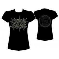 Ominous Flesh Discipline Girlie Shirt