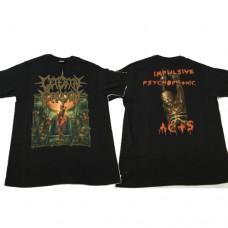 Impulsive Psychopathic Acts T-shirt