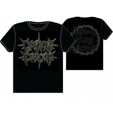 Ominous Flesh Discipline Logo T-Shirt