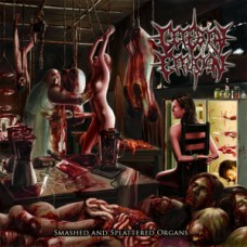 Smashed & Splattered Organs CD